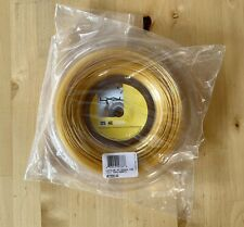 Luxilon 4G Rough 125 / 16L Reel Tennis String: Full 660ft / 200m. Unused and New