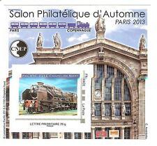 BLOC CNEP N° 64 SALON D'AUTOMNE PARIS  2013