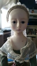 One of a Kind Queen Anne Doll By Susan Parris