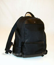 "Montblanc NightFlight Shield Technology 15"" Laptop Compartment  Backpack *119048"