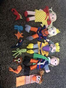 Fiesta Crafts Puppets Bundle