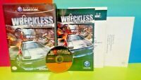 Wreckless Yakuza Missions  - Nintendo GameCube Game NGC Tested Rare Complete