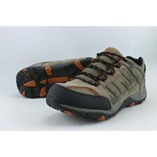 Wolverine Grayling Men US 9 Tan Hiking Shoe Pre Owned  1212