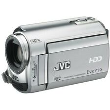 Jvc Everio G series Gz-Mg330Hu Hard Drive Camcorder 35x Optical Zoom. Condition