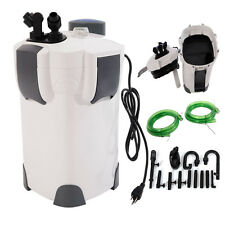 Aquarium Canister Filter 525GPH with 9W UV Sterilizer SUNSUN HW-304B 3-Stage