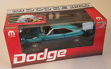 RARE BLUE CHROME ERTL 1/18 1969 DODGE DAYTONA- 1 OF ONLY 100 PRODUCED