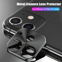 2Pcs Metal Camera Lens Screen Protector Protective Film For iPhone 11 Pro Max Xs