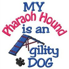 My Pharaoh Hound is An Agility Dog Fleece Jacket - Dc1818L Size S - Xxl