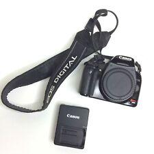 Canon EOS Rebel XSi 12.2MP Digital SLR Camera Body 450D - AS IS Parts or Repair