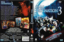 FINAL DESTINATION 3 (2006) dvd ex noleggio