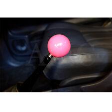 Universal Mt Car Gear Stick Shifter Shift Knob Premium Pink Ball Style
