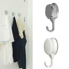 Strong Vacuum Suction Cup Hook Shower Seamless Holder for Bathroom Clothes Towel