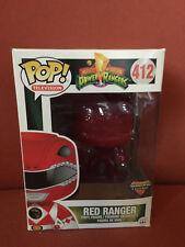 Pop! Vinyl Mighty Morphin Power Rangers - Red Ranger (Morphing)