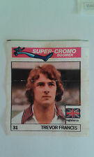 1982 Trevor Francis Nottingham Forest boomers/Manchester City e Inglaterra