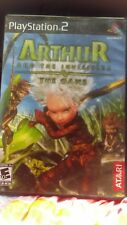 Arthur and the Invisibles (Sony PlayStation 2, 2007)