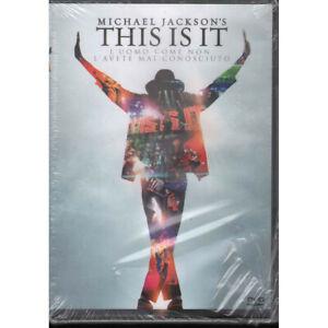 This Is It DVD Michael Jackson / Ortega Kenny Sigillato
