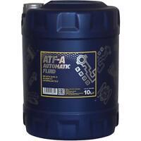 10 Liter Original MANNOL Automatikgetriebeöl ATF-A PSF Getriebe Öll Gear Oil