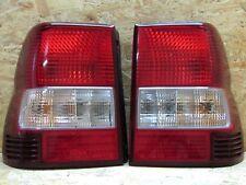 1998 2002 Mitsubishi Pajero Io H76w H77w Tail Light Set Rare Item Oem