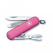 0.6223.51 Victorinox Swiss Army Classic SD Swiss Army Knife Pink Pocket Knife z