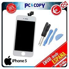 Pantalla LCD RETINA completa iPhone 5 5G BLANCO Calidad A+  Herramientas NEW A+