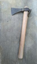 Hand Forged Railroad Spike Tomahawk