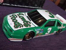 1996 Dale Earnhardt #3 Lowes Foods 89 Pontiac Grand Prix Action 1/24
