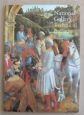 National Gallery Technical Bulletin: Volume 22 (Paperback)