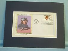 Pioneers of Aviation - Blanche Stuart Scott & the First Day Cover of her stamp