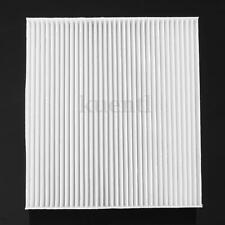 White Fiber Cabin Air Filter For Toyota RAV4 2006-2014 Tundra 07-14 Yaris Camry