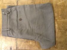 Full Circle pinstripe mens grey trousers 30' 32 L