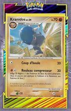 🌈Kranidos - DP02:Trésors Mystérieux - 43/123 - Carte Pokemon Neuve Française