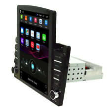 Quad Core Android 10 in Car Stereo WiFi GPS BT FM AM RDS Radio MP5 Player 1DIN