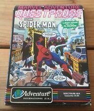 Questprobe feat. Spider-Man-Scott Adams (Commodore 16-Cass. - Adventure int
