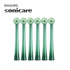 Genuine 6pc Philips Sonicare AirFloss Nozzle for HX8111 HX8140 HX8142 HX8240