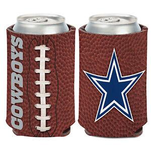 Cowboys De Dallas Raffreddatore NFL Calcio Sintetico Can Cooler Palla