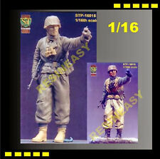 Vintage S&T Products 1/16 resin figure Panzer Grenadier, Unterscharfuhr- ST16016