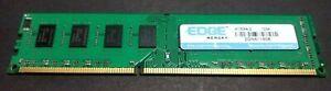 KX744-69001 HP 2GB DDR3 PC3-8500 1066MHz 240 pin Non-ECC Desktop DIMM Memory RAM