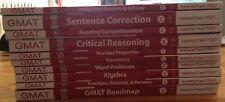 Manhattan GMAT Guides 0-9 5th Edition (paperback books)