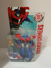 Optimus Prime Transformers RiD Robots in Disguise 2015 Deluxe New MOSC