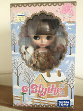 CWC Takara Neo Blythe Doll Welcome Winter, New NRFB