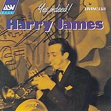 Yes Indeed by Harry James (CD, Nov-1993, ASV/Living Era)