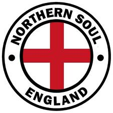NORTHERN SOUL ENGLAND - NOVELTY CAR TAX DISC HOLDER - REUSABLE - NEW / GIFTS
