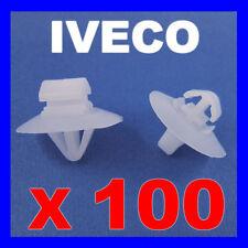 IVECO DAILY Trim Clip di Fissaggio Laterale Sportello Posteriore Plastica Stampaggio strisce