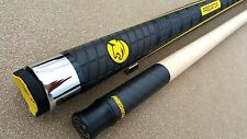 New Predator BK3 BREAK Cue, Sport Wrap, BK3CF Shaft w/ BK Phenolic Tip
