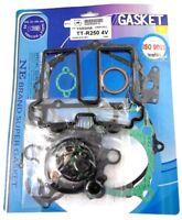 KR Motordichtsatz Dichtsatz komplett Gasket set YAMAHA TTR TT-R 250 99-06