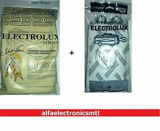 ELECTROLUX, Bags for canister vacuum cleaner, Type C + 2 exhaust filters