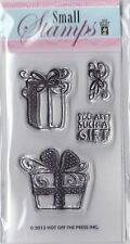 GIFTS - Hot Off The Press (HOTP) - Mini Clear Stamp Set