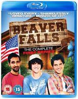 Castor Falls Nuevo Blu-Ray (C4BD50027)