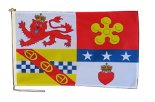 More details for angus aonghas flag with rope and toggle - various sizes