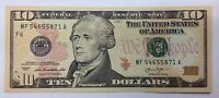 USA Etats-Unis Billet 10 dollars 2013 NEUF